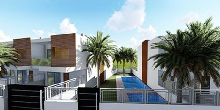 Townhouse in Estepona – DVG-DTH1092