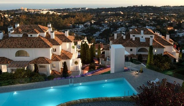 Penthouse in Nueva Andalucia – DVG-DPH1415