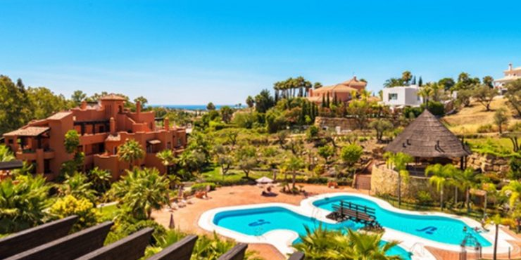 Penthouse in Nueva Andalucia – DVG-DPH0034