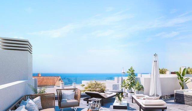 Townhouse in Fuengirola – DVG-DTH1396