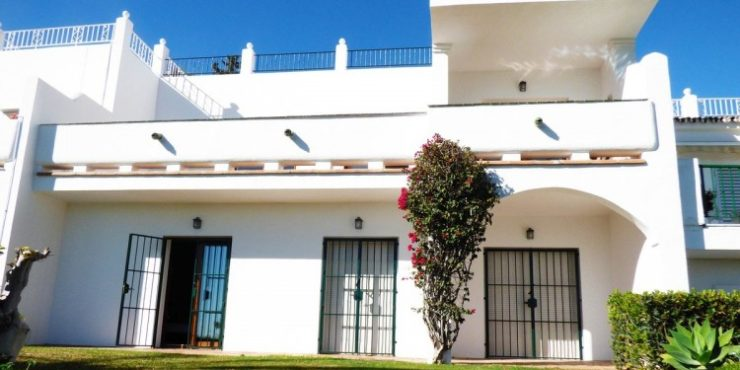 Townhouse in Nueva Andalucia – DVG-TH1441