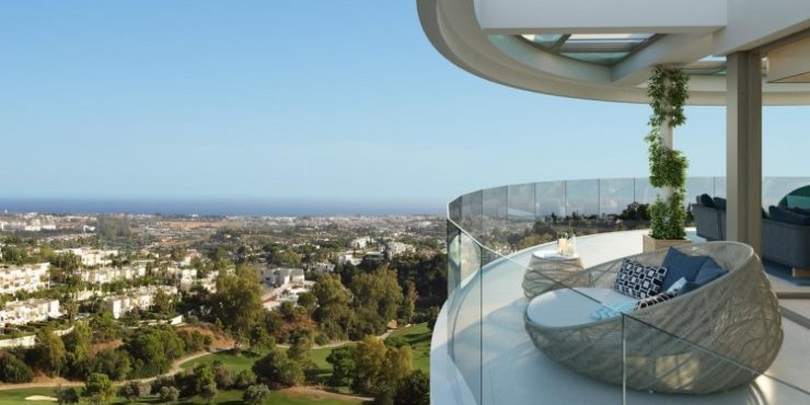 Penthouse in Nueva Andalucia – DVG-DPH1484