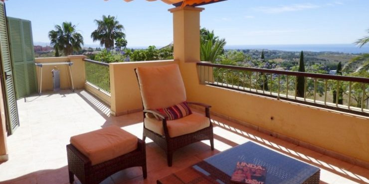 Penthouse in Los Flamingos – DVG-PH1567